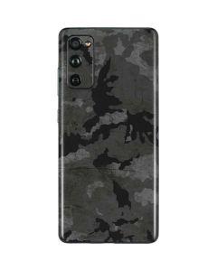 Digital Camo Galaxy S20 Fan Edition Skin