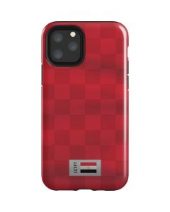 Egypt Soccer Flag iPhone 11 Pro Impact Case
