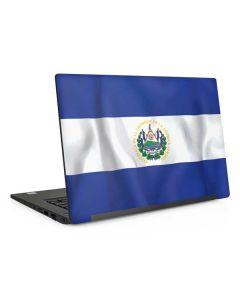 El Salvador Flag Dell Latitude Skin