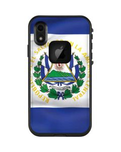 El Salvador Flag LifeProof Fre iPhone Skin