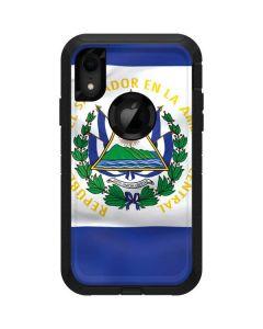 El Salvador Flag Otterbox Defender iPhone Skin