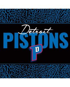 Detroit Pistons Elephant Print Apple TV Skin