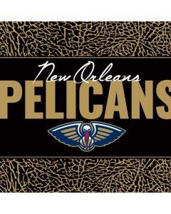 New Orleans Pelicans Elephant Print PS4 Slim Bundle Skin