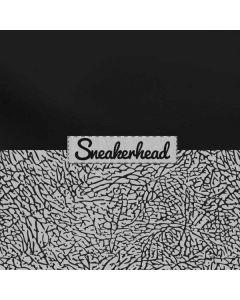 Elephant Print Sneakerhead Black Generic Laptop Skin