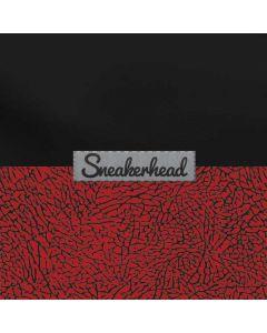 Elephant Print Red Sneakerhead Generic Laptop Skin