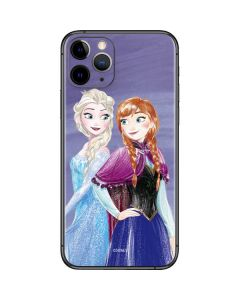 Elsa and Anna Sisters iPhone 11 Pro Skin