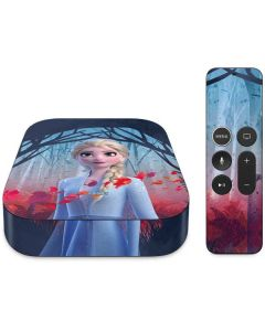 Elsa Apple TV Skin