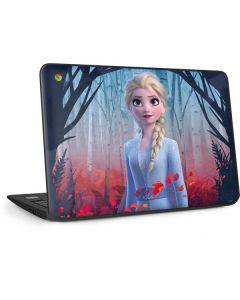 Elsa HP Chromebook Skin