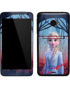 Elsa EVO 4G LTE Skin
