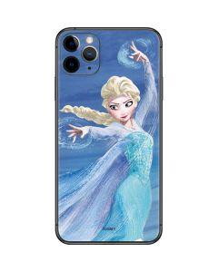 Elsa Icy Powers iPhone 11 Pro Max Skin