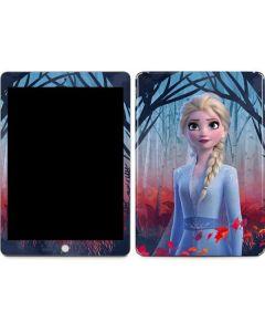 Elsa Apple iPad Skin
