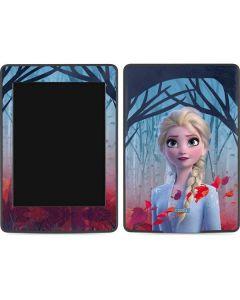Elsa Amazon Kindle Skin