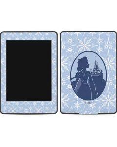Elsa Silhouette Amazon Kindle Skin