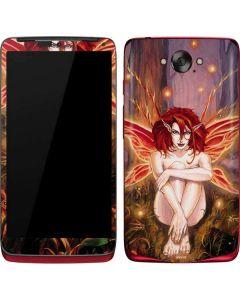 Ember Fire Fairy Motorola Droid Skin