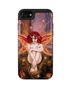 Ember Fire Fairy iPhone SE Wallet Case