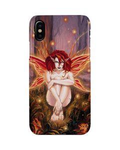 Ember Fire Fairy iPhone XS Max Lite Case