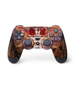 Ember Fire Fairy PS4 Pro/Slim Controller Skin
