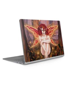 Ember Fire Fairy Surface Book 2 15in Skin