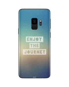 Enjoy The Journey Galaxy S9 Skin