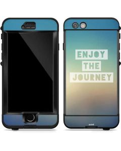 Enjoy The Journey LifeProof Nuud iPhone Skin