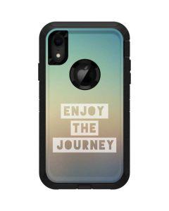 Enjoy The Journey Otterbox Defender iPhone Skin