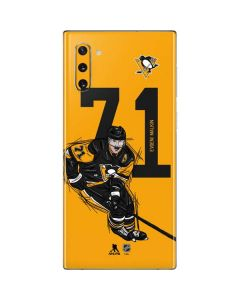 Evgeni Malkin #71 Action Sketch Galaxy Note 10 Skin