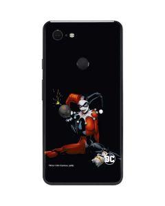 Evil Harley Quinn Google Pixel 3 XL Skin