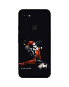 Evil Harley Quinn Google Pixel 3a Skin