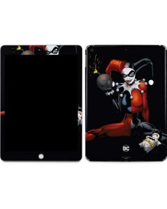 Evil Harley Quinn Apple iPad Skin