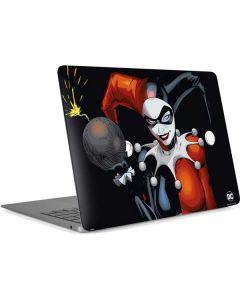 Evil Harley Quinn Apple MacBook Air Skin