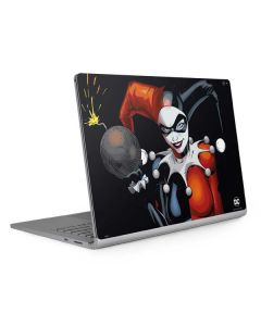 Evil Harley Quinn Surface Book 2 15in Skin
