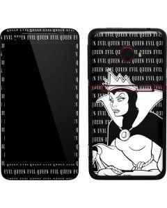 Evil Queen Black and White EVO 4G LTE Skin