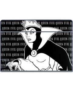 Evil Queen Black and White Galaxy Book Keyboard Folio 12in Skin