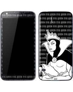Evil Queen Black and White Galaxy S5 Skin