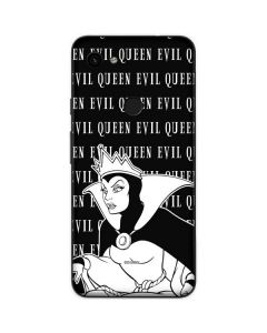 Evil Queen Black and White Google Pixel 3a Skin