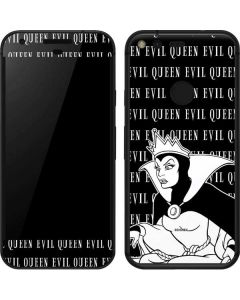 Evil Queen Black and White Google Pixel Skin
