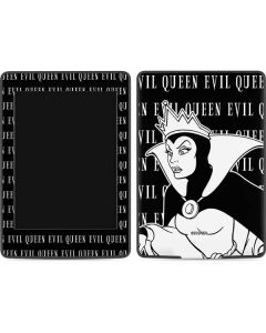 Evil Queen Black and White Amazon Kindle Skin