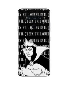 Evil Queen Black and White LG V40 ThinQ Skin