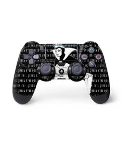 Evil Queen Black and White PS4 Pro/Slim Controller Skin
