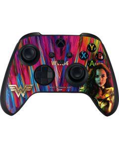 Wonder Woman Color Blast Xbox Series X Controller Skin
