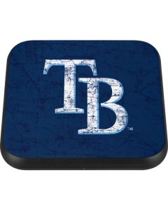 Tampa Bay Rays - Solid Distressed Wireless Charger Single Skin