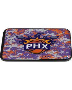 Phoenix Suns Digi Camo Wireless Charger Duo Skin