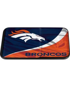 Denver Broncos Wireless Charger Duo Skin