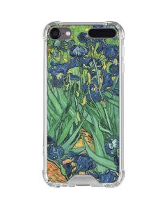 van Gogh - Irises iPod Touch (5th-6th-7th Gen) Clear Case