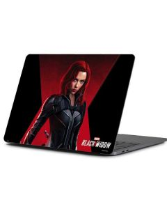 Black Widow Animated Apple MacBook Pro 13-inch Skin