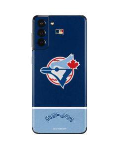 Vintage Blue Jays Galaxy S21 Plus 5G Skin