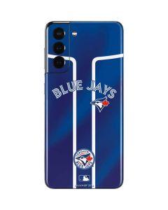 Toronto Blue Jays Alternate Jersey Galaxy S21 5G Skin