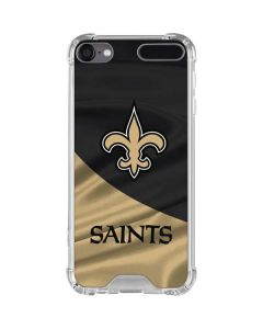 New Orleans Saints iPod Touch (5th-6th-7th Gen) Clear Case