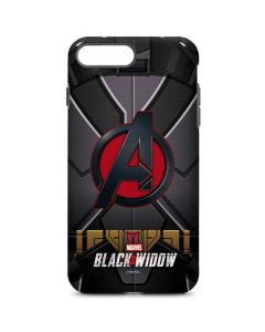 Avengers Black Widow iPhone 8 Plus Pro Case