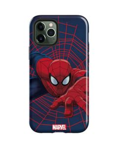 Spider-Man Crawls iPhone 12 Pro Max Case